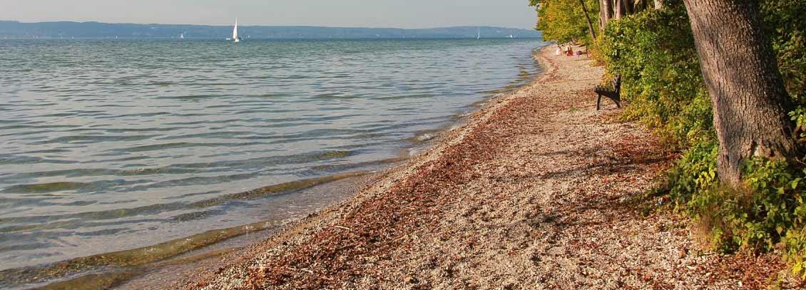 Strände am Starnberger See