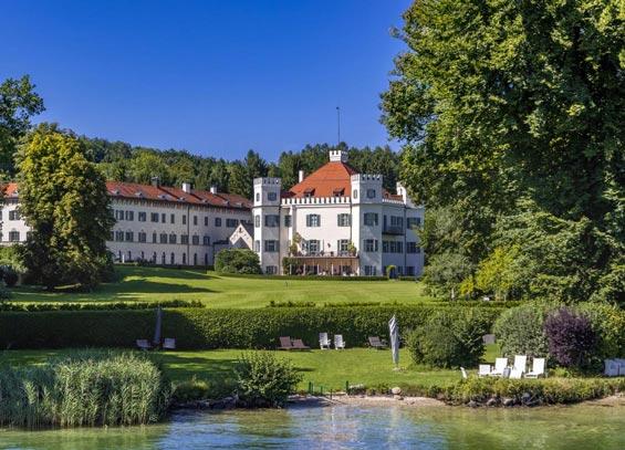 Bernried Am Starnberger See Schloss Hotels